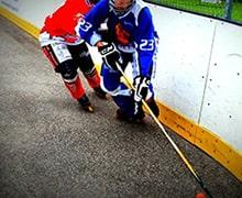 Inline Hockey Schläger