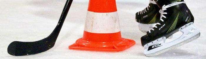 Kinder Eishockey Schlittschuhe