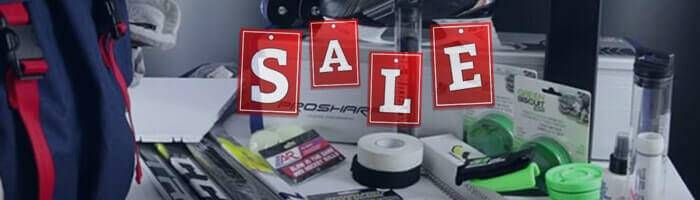 Sale Artikel im Eishockey Outlet Shop