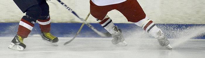 Eishockey Stutzen Mesh für Kinder