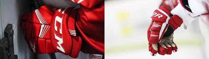 Junior & Bambini Eishockey Handschuhe für Kinder