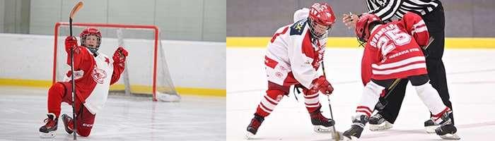 Junior & Intermediate Eishockeyschläger für Kinder