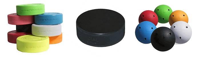 Eishockey Puck und Ball kaufen