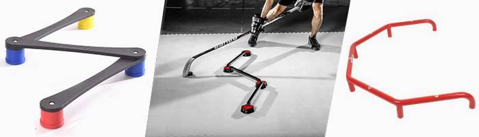 Eishockey Stickhandling Training