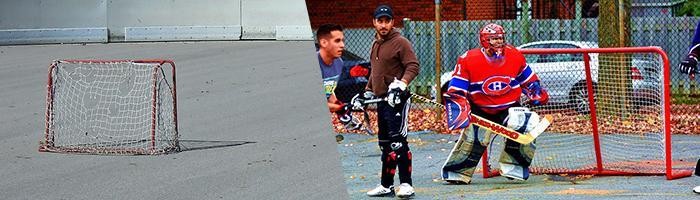 Streethockey Ausrüstung für Kinder & Herren