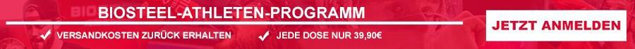 Biosteel Athleten Programm