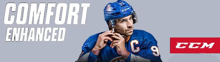 CCM Eishockey Helm